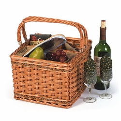 Tivoli Wine Basket