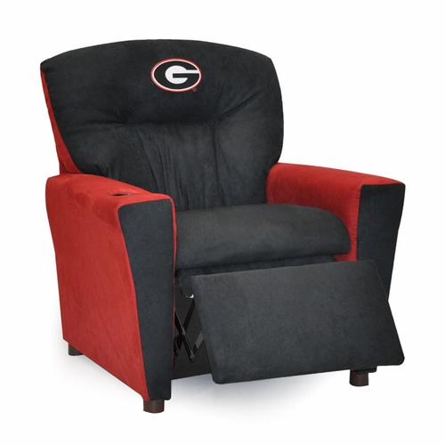 Georgia Bulldogs Kids Recliner University of Georgia  sc 1 st  Anderson Avenue & University of Georgia Kids Recliner Georgia Bulldogs Kids Chair ... islam-shia.org