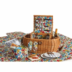 Waterloo Picnic Basket For Two