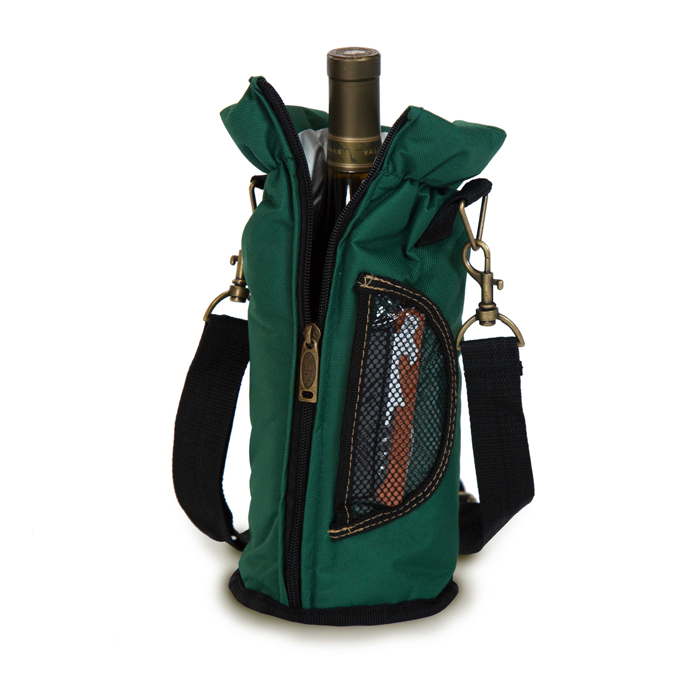 Wine Pouch Insulated Wine Carrier Picnic And Wine