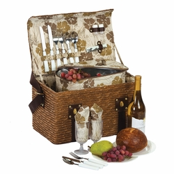 Woodstock 2 Picnic Basket For Two