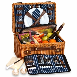 Wynberrie Picnic Basket For 4