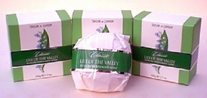 Lily Perfumed Soap 3 Bars 3.5oz/100gr each