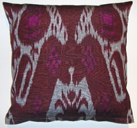Ikat and Suzani Pillow Covers