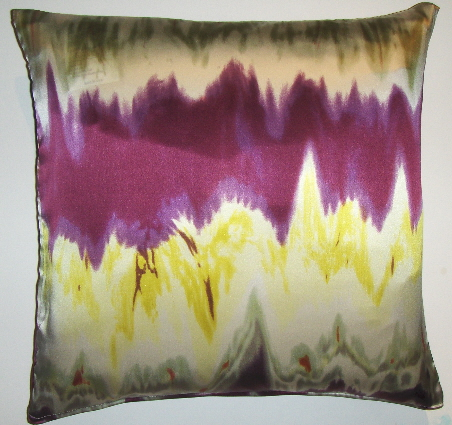 SLK01 100% silk charmeuse pillow cover