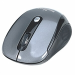 4-button Optical Mouse, Wireless, 2000dpi