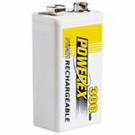 8.4v 300mah Rechargeable Nimh Batteries, Single