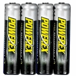 AAA 1000mah Rechargeable Nimh Batteries, 4 Pack