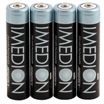 AAA 950mah Pre-charged Nimh Batteries, 4 Pack