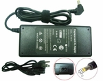 Acer Aspire ASE5-572G-53A3, E5-572G-53A3 Charger, Power Cord