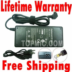 Acer Aspire ASE5-572G-591D, E5-572G-591D Charger, Power Cord