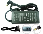 Acer Aspire AZC-107, ZC-107 Charger, Power Cord