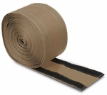 Angel Guard Safcord 4 In. X 30ft., Taupe