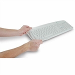 Anti-microbial Universal Keyboard Cap For Std Kybd