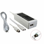 Apple PowerBook G4 15.2-inch FW800 1.25GHz PowerPC M8981LL/A Charger, Power Cord