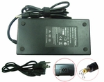 Asus G75VW, G75VX Charger, Power Cord