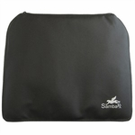 Bodyryzm Samba Rx Seat Cushion, Inflatable, Black