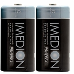 C 5000mah Pre-charged Nimh Batteries, 2 Pack