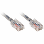 CAT5e Patch Cable, 1ft, Grey