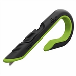 Ceramic Box Cutter W/ Auto Retracting Blade, Green