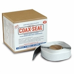 Coax-seal Connector Sealant, 1 In. Wide, 4-12' Rolls