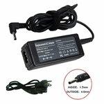 Compaq Mini CQ10-166SB, CQ10-170SS Charger, Power Cord