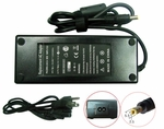 Compaq Presario 18.5v 6.5a, 120 Watt AC Adapter Charger, Power Cord, 5.5x2.5 plug