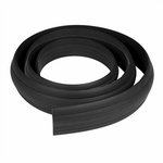 Cord Protector And Concealer, 15ft, Black