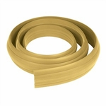 Cord Protector And Concealer, 15ft, Tan