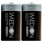 D 9500mah Pre-charged Nimh Batteries, 2 Pack