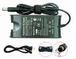 Dell Latitude D620, D820, D830 Charger, Power Cord
