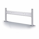 Flat Panel Monitor Shelf With Four-groove, 40in
