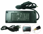 Fujitsu LifeBook S762 Charger, Power Cord