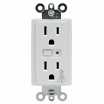 Ge Z-wave Wireless Lighting Control Duplex Outlet