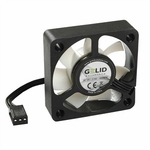 Gelid Silent5 50mm Silent Case Fan, 3 Pin Molex