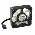 Gelid Silent6 60mm Silent Case Fan, 3 Pin Molex
