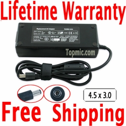 HP 240 G2, 250 G2, 255 G2 Charger, Power Cord