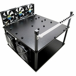 HsPC Top Deck Tech Station, Hptx, Black