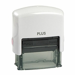 Id Guard Stamp, Small, White