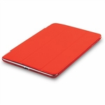 Ipad Mini Smartcover W/ Removable Back, Red/red