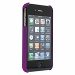 Iphone4 Ultrathin Polycarbonate Case, Purple