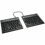 Kinesis Freestyle2 Kb W/ Pivot Tether, USB, Black