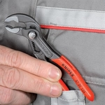Knipex 5 In. Cobra Pliers W/ Push Button Action
