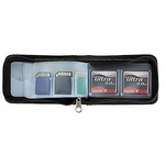 Memory Card Case, Holds 22 Cards