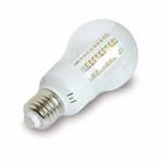 Miracle LED Un-edison Clear Bulb, Warm White