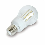 Miracle LED Un-edison Clear Bulb, White