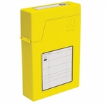 Mukii 3.5in Hard Drive Protector, Yellow