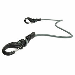 Nite Ize Knot Bone Adjustable Bungee, 28in To 6in