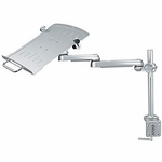 Notebook Articulated Arm W/ Desk Clamp