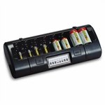Powerex 8 Bay Pro Battery Charger For Nimh/niCD